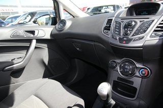 2015 Ford Fiesta WZ Ambiente Black 5 Speed Manual Hatchback