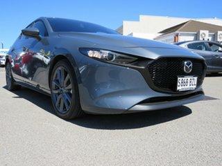 2019 Mazda 3 BP2H7A G20 SKYACTIV-Drive Evolve Grey 6 Speed Sports Automatic Hatchback.