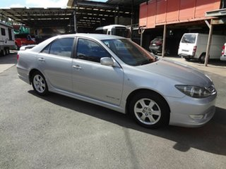 2004 Toyota Camry MCV36R Sportivo Silver 4 Speed Automatic Sedan.