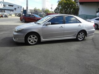 2004 Toyota Camry MCV36R Sportivo Silver 4 Speed Automatic Sedan