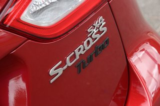 2020 Suzuki S-Cross JY Turbo Red 6 Speed Sports Automatic Hatchback