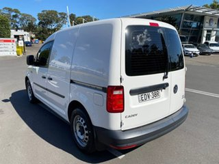 2015 Volkswagen Caddy 2KN MY16 TSI220 SWB DSG White 7 Speed Sports Automatic Dual Clutch Van