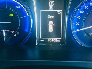 2015 Toyota Camry AVV50R Atara S Grey 1 Speed Constant Variable Sedan Hybrid