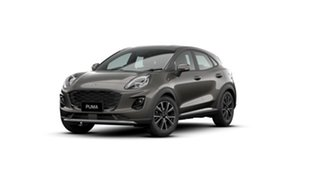 2020 Ford Puma JK 2021.25MY Puma Magnetic 7 Speed Sports Automatic Dual Clutch Wagon.