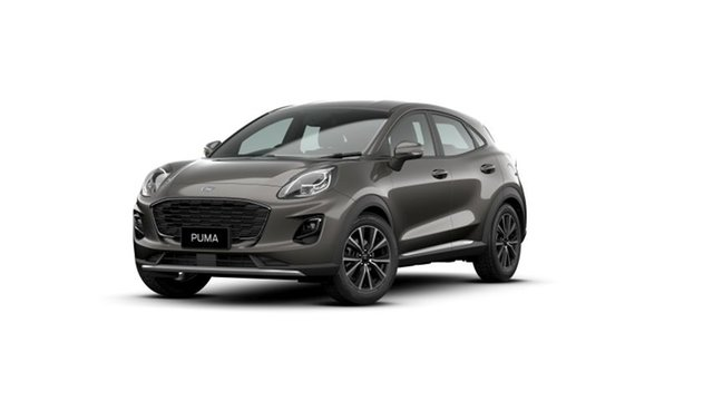 New Ford Puma JK 2020.75MY Puma Elizabeth, 2020 Ford Puma JK 2020.75MY Puma Magnetic 7 Speed Sports Automatic Dual Clutch Wagon