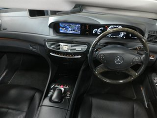2010 Mercedes-Benz CL-Class C216 MY11 CL500 BlueEFFICIENCY Black 7 Speed Sports Automatic Coupe