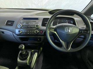 2008 Honda Civic 8th Gen MY08 VTi Blue 5 Speed Manual Sedan