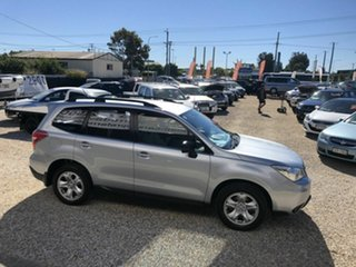 2014 Subaru Forester MY14 2.5I Silver Continuous Variable Wagon