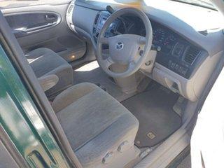 1999 Mazda MPV LV10E2 Green 4 Speed Automatic Wagon