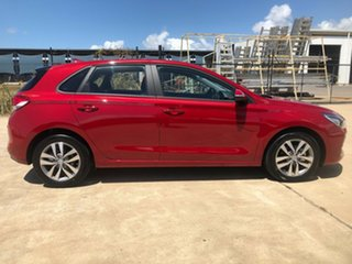 2019 Hyundai i30 PD2 MY20 Active Red 6 Speed Sports Automatic Hatchback.