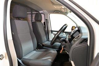 2017 Volkswagen Transporter T6 MY18 TDI 340 SWB Low White 7 Speed Auto Direct Shift Van