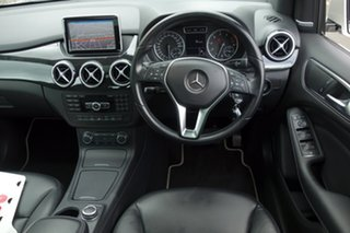 2012 Mercedes-Benz B-Class W246 B200 BlueEFFICIENCY DCT White 7 Speed Sports Automatic Dual Clutch