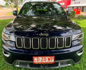 2018 Jeep Grand Cherokee WK MY19 Limited Blue 8 Speed Sports Automatic Wagon