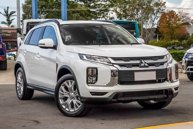 Used Mitsubishi ASX XD MY20 LS 2WD, 2019 Mitsubishi ASX XD MY20 LS 2WD White 1 Speed Constant Variable Wagon