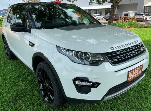 Used Land Rover Discovery Sport L550 16.5MY HSE, 2015 Land Rover Discovery Sport L550 16.5MY HSE White 9 Speed Sports Automatic Wagon