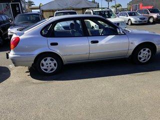 1999 Toyota Corolla AE102R Conquest Seca Silver 4 Speed Automatic Liftback