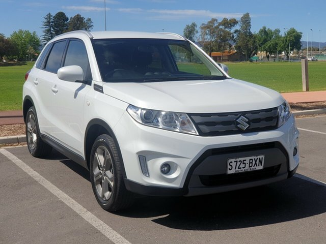 Used Suzuki Vitara LY RT-S 2WD, 2018 Suzuki Vitara LY RT-S 2WD White 5 Speed Manual Wagon