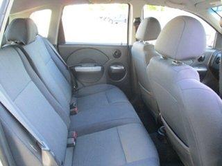 2006 Holden Barina TK Silver 4 Speed Automatic Hatchback