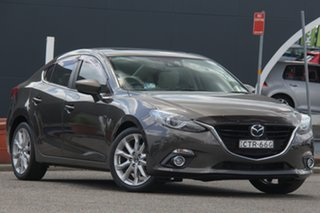 2014 Mazda 3 BM5438 SP25 SKYACTIV-Drive Astina Grey 6 Speed Sports Automatic Hatchback.
