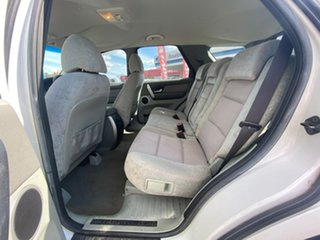 2005 Ford Territory TX White Sports Automatic Wagon