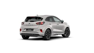 2021 Ford Puma JK 2021.25MY ST-Line V White 7 Speed Sports Automatic Dual Clutch Wagon