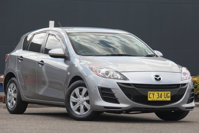 Used Mazda 3 BL10F2 Neo Activematic, 2011 Mazda 3 BL10F2 Neo Activematic Silver 5 Speed Sports Automatic Hatchback
