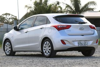 2013 Hyundai i30 GD Active Silver 6 Speed Sports Automatic Hatchback.