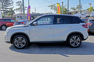 2019 Suzuki Vitara LY Series II Turbo 2WD Ivory & Black 6 Speed Sports Automatic Wagon