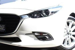 2017 Mazda 3 BN5436 SP25 SKYACTIV-MT 6 Speed Manual Hatchback.