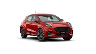 2021 Ford Puma JK 2021.25MY ST-Line Fantastic Red 7 Speed Sports Automatic Dual Clutch Wagon