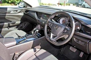 2018 Holden Commodore ZB MY18 RS Liftback AWD Silver 9 Speed Sports Automatic Liftback
