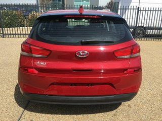 2019 Hyundai i30 PD2 MY20 Active Red 6 Speed Sports Automatic Hatchback