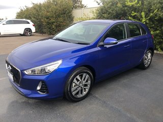 2018 Hyundai i30 PD MY18 Active Blue 6 Speed Sports Automatic Hatchback
