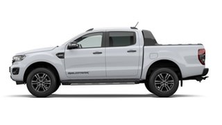 2020 Ford Ranger PX MkIII 2020.75MY Wildtrak White 6 Speed Manual Double Cab Pick Up