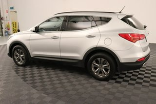 2015 Hyundai Santa Fe DM2 MY15 Active Silver 6 speed Automatic Wagon