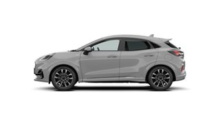 2020 Ford Puma JK 2020.75MY ST-Line V Grey Matter 7 Speed Sports Automatic Dual Clutch Wagon.