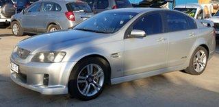 2007 Holden Commodore VE SS Silver 6 Speed Manual Sedan.