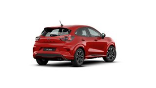 2020 Ford Puma JK 2021.25MY ST-Line Fantastic Red 7 Speed Sports Automatic Dual Clutch Wagon