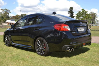 2017 Subaru WRX V1 MY17 Premium AWD Black 6 Speed Manual Sedan