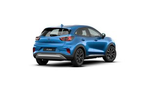 2020 Ford Puma JK 2020.75MY Puma Desert Island Blue 7 Speed Sports Automatic Dual Clutch Wagon
