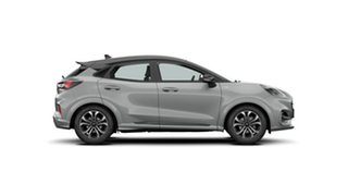 2020 Ford Puma JK 2020.75MY ST-Line DCT Silver 7 Speed Sports Automatic Dual Clutch Wagon