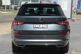 2019 Skoda Kodiaq NS MY19 132TSI DSG Sportline Grey 7 Speed Sports Automatic Dual Clutch Wagon