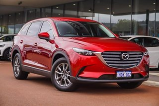 2018 Mazda CX-9 TC Touring SKYACTIV-Drive Red 6 Speed Sports Automatic Wagon.