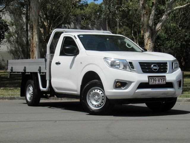 Used Nissan Navara D23 DX 4x2, 2015 Nissan Navara D23 DX 4x2 White 6 Speed Manual Cab Chassis