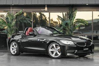 2015 BMW Z4 E89 LCI sDrive20i Edition M Sport Black 8 Speed Sports Automatic Roadster.