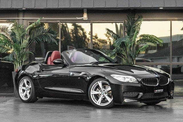 Used BMW Z4 E89 LCI sDrive20i Edition M Sport, 2015 BMW Z4 E89 LCI sDrive20i Edition M Sport Black 8 Speed Sports Automatic Roadster