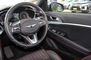 2017 Hyundai Genesis DH Ultimate Pack Grey 8 Speed Sports Automatic Sedan