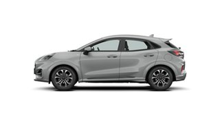 2020 Ford Puma JK 2020.75MY ST-Line Solar Silver 7 Speed Sports Automatic Dual Clutch Wagon.