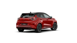 2021 Ford Puma JK 2021.25MY ST-Line V Red 7 Speed Sports Automatic Dual Clutch Wagon