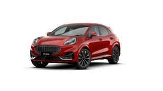 2020 Ford Puma JK 2020.75MY ST-Line V Lucid Red 7 Speed Sports Automatic Dual Clutch Wagon.